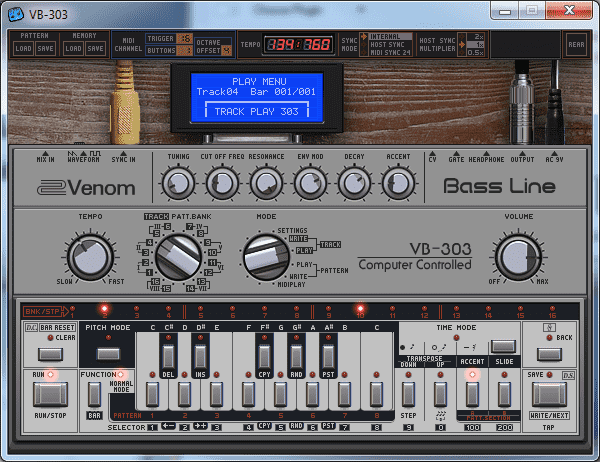 Venom VB-303