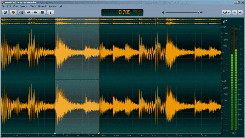 Ocen audio