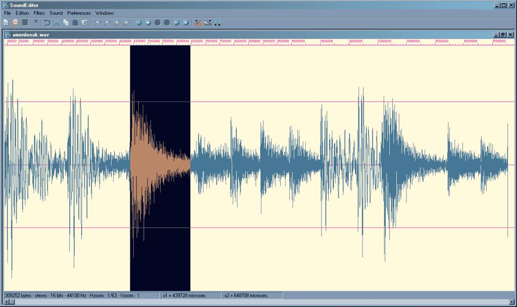 Sound Editor Free