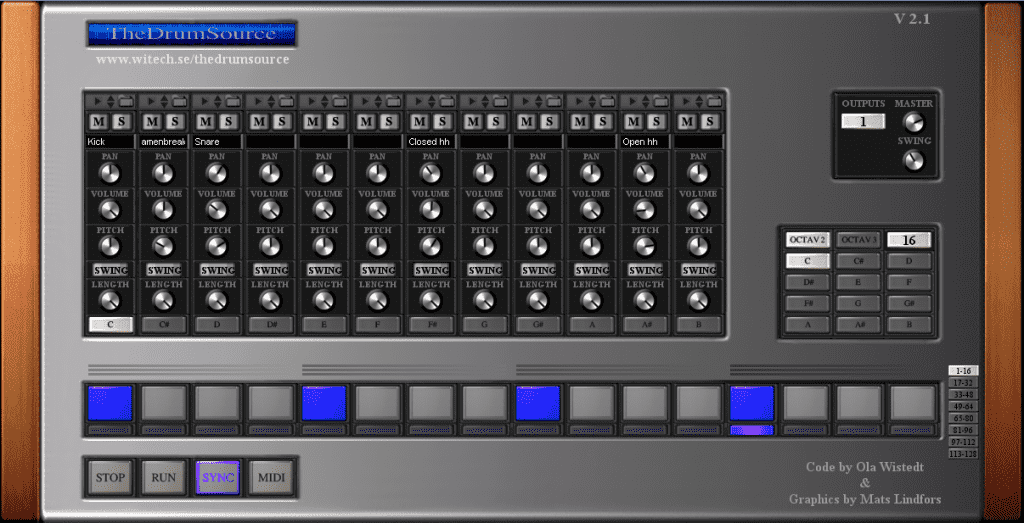 The Drum Source VST