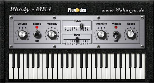 Image Result For Free Vst Rhodes Piano