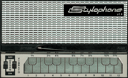 Stylophone freeware