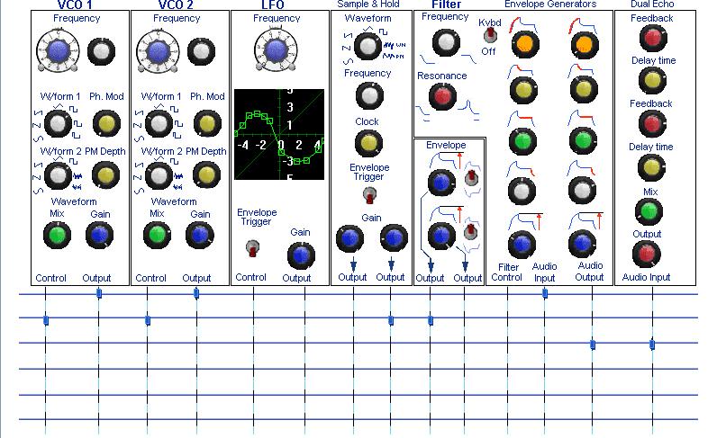 VCS5 VSTi