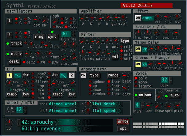 Synth1 VST !