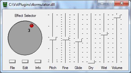 4ormulator free VST vocoder