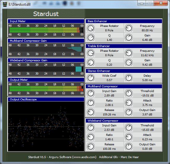 Stardust free VST plugin