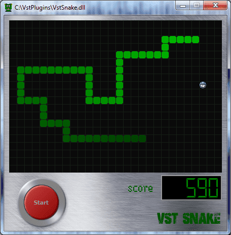 VST snake by Coyote Blaster
