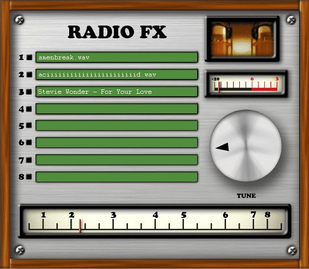 Radio FX VST