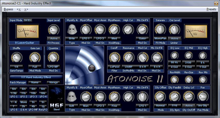 Atonoise Pro VST