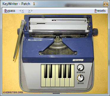 KeyWriter VST
