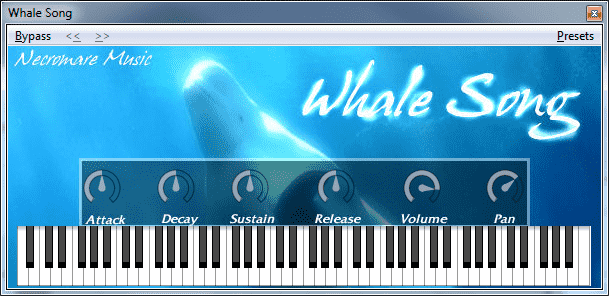 Whale Song VST