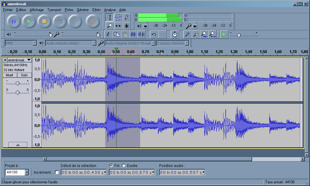 5 best free audio editor freeware roundup 2014 blogosaur