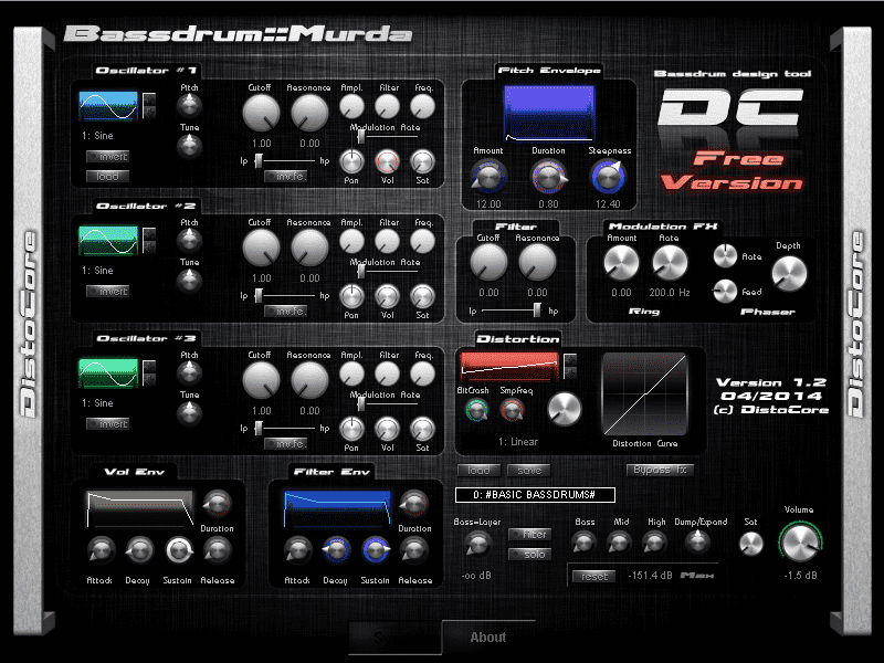 5 Free VST for hardcore gabber hardstyle kick | Blogosaur