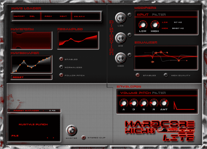 Hardcore Kicks VST 2 Lite
