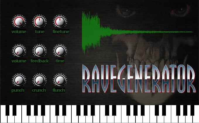 Rave Generator VST : free 90's stab synth | Blogosaur