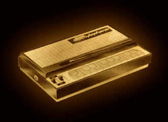 Stylophone is old school