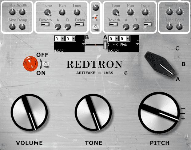Redtron VST