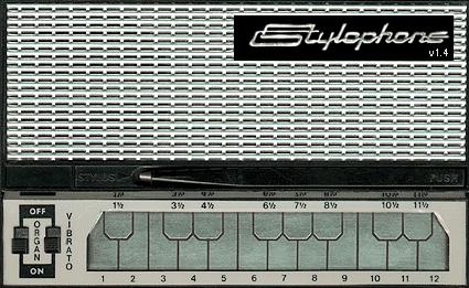 Stylophone freeware