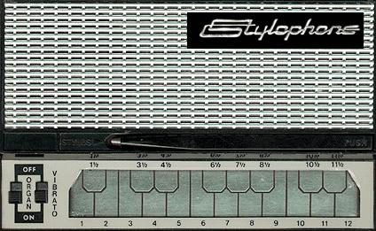 stylophoneVST