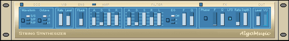 StringSynth VST